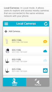 mydlink Lite - screenshot thumbnail
