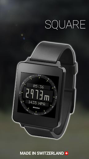 Militär Watch Face Zifferblatt screenshot