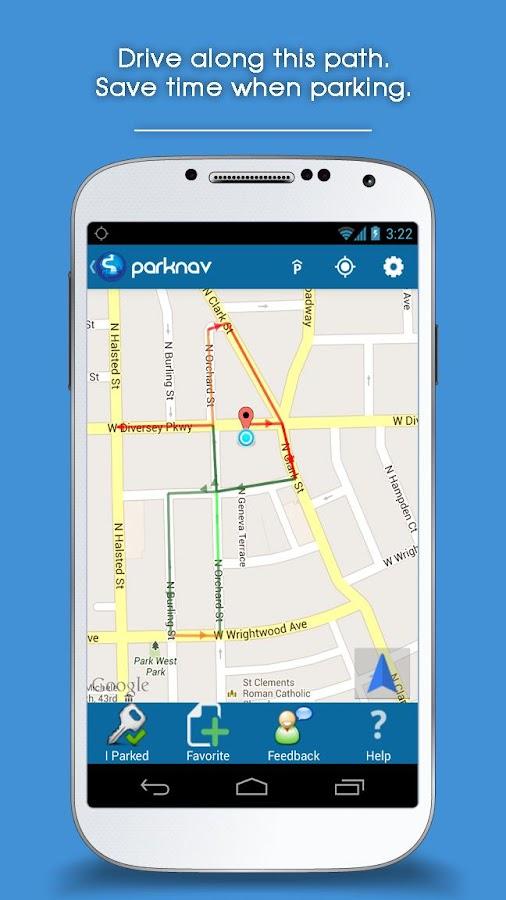 Parknav - Best Street Parking - screenshot