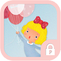 balloon girl dodol theme icon