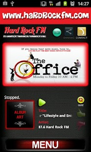 Hard Rock FM - screenshot thumbnail