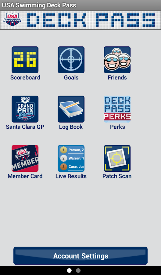 Deck Pass- screenshot