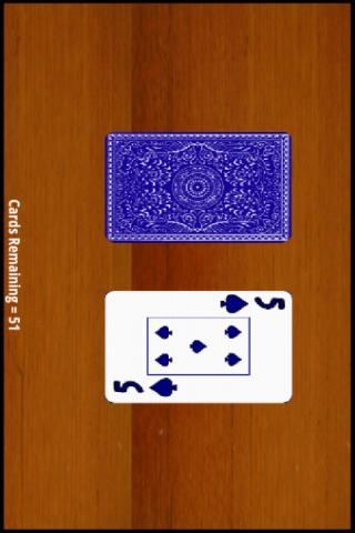 Deck of Cards - screenshot