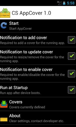 CS AppCover