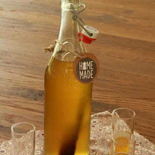 Orangecello - Orange Infused Vodka.