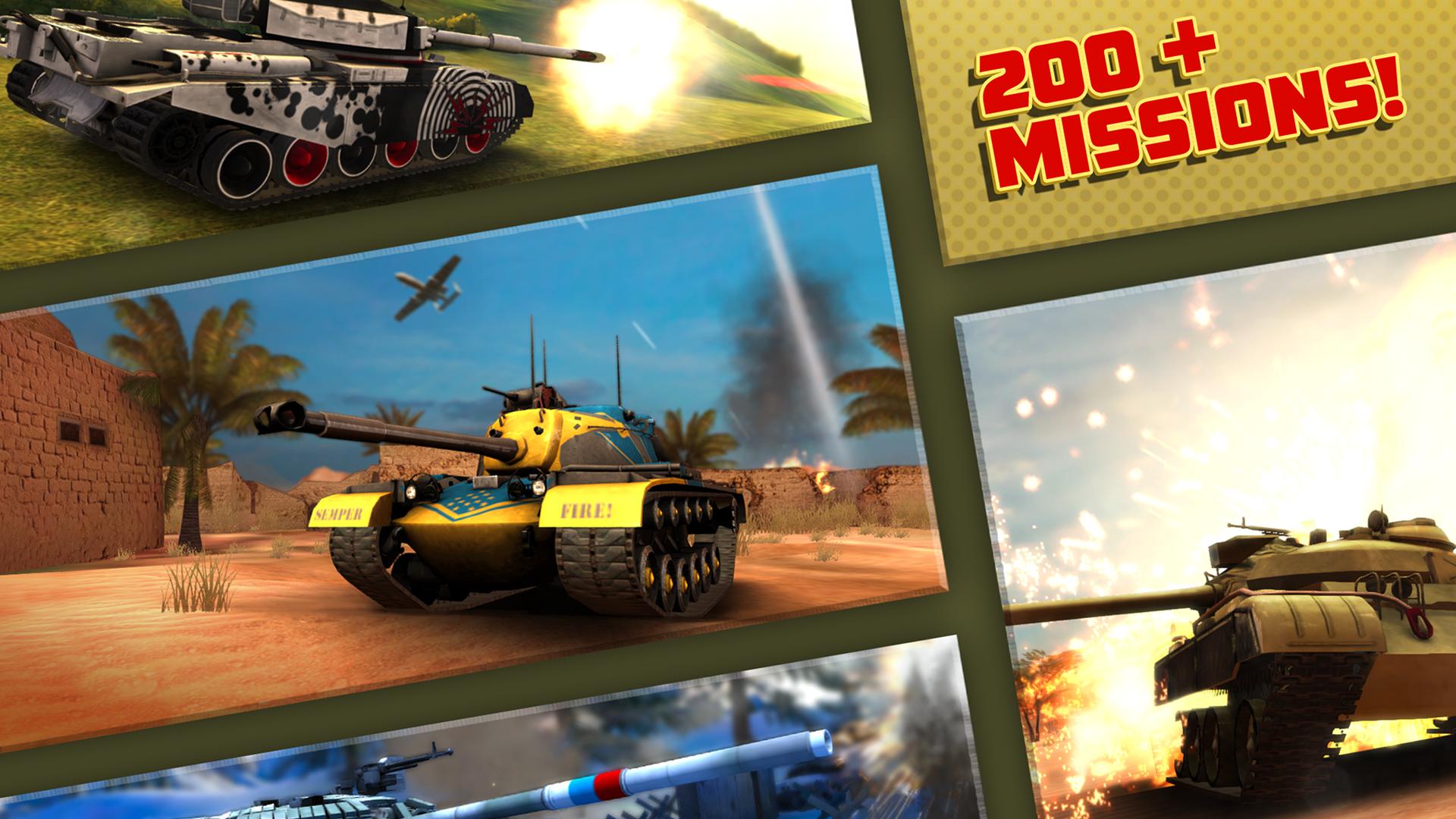 Boom! Tanks screenshot #2