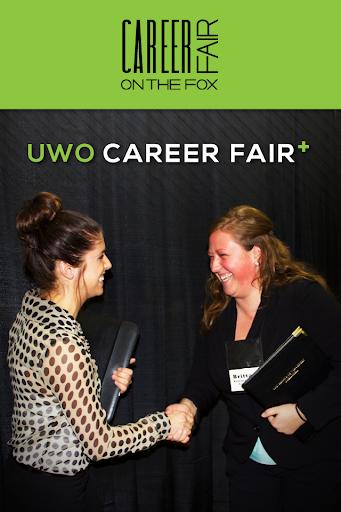 UWO Career Fair Plus