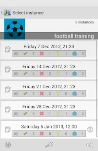 Attendance Tracker - screenshot thumbnail