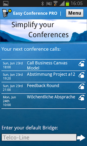 Easy Conference PRO