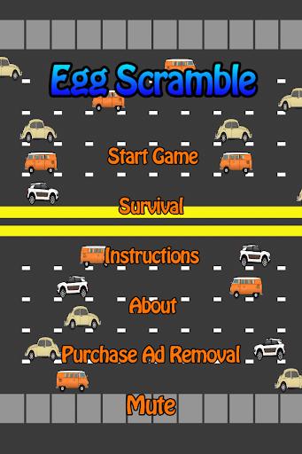 Egg Scramble Frogger