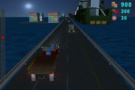 Speed Night Truck Racing 3D