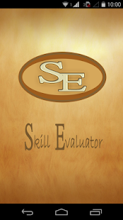 Skill Evaluator- screenshot thumbnail