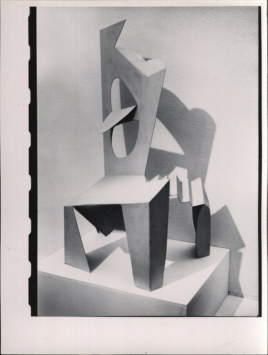 "Sculpture By Picasso (""Picasso's Third Dimension-Pp.115-182)"