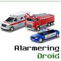 AlarmeringDroid logo