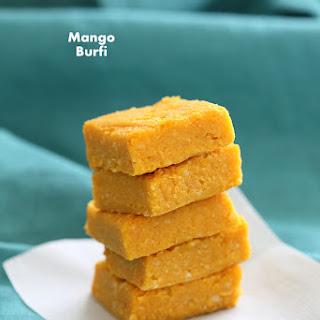 Mango Burfi