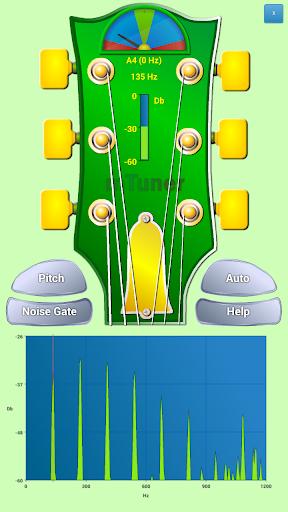 Guitar Tuner - mTuner