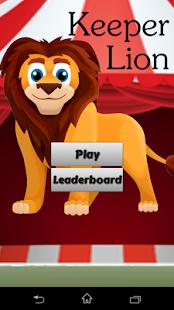 Keeper Lion