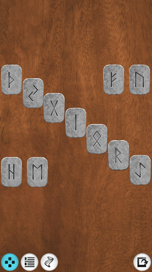 Galaxy Runes Pro - screenshot