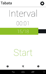 Exercise Timer - screenshot thumbnail