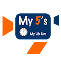 My5's SPECIAL MOMENTS LIVE icon