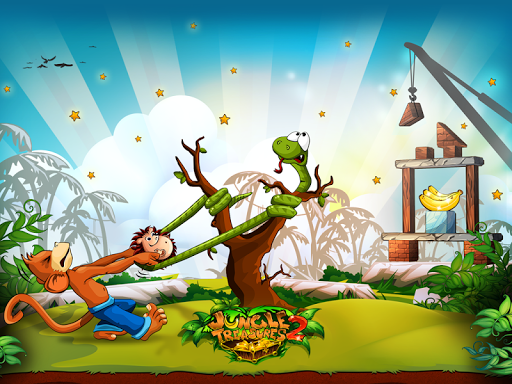 Jungle Treasures 2 - screenshot