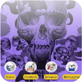 Destroyer Skull [SQTheme] ADW