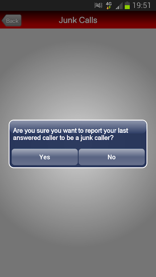 Call Guard - screenshot