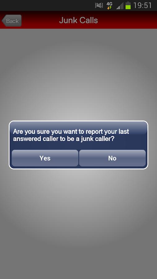 Call Guard - screenshot