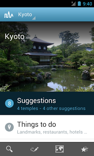 Kyoto Travel Guide by Triposo