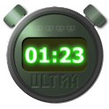 Ultra Stopwatch & Timer Pro icon