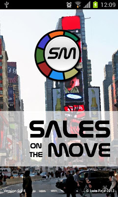 Sales on the Move (Free CRM) - screenshot