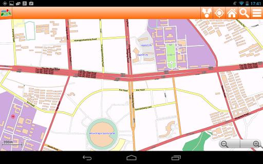 Hangzhou Offline mappa Map|玩旅遊App免費|玩APPs