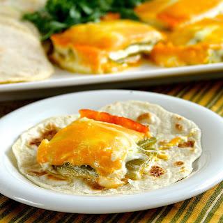 Chile Cheese Casserole