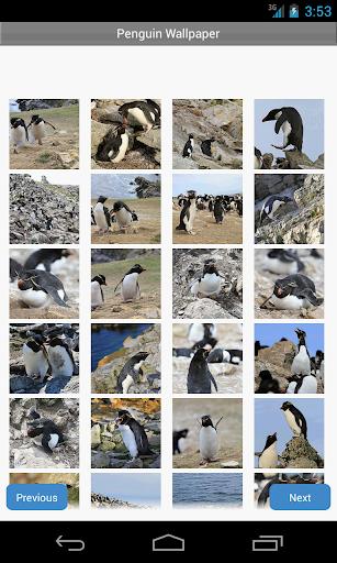 ペンギンの壁紙
