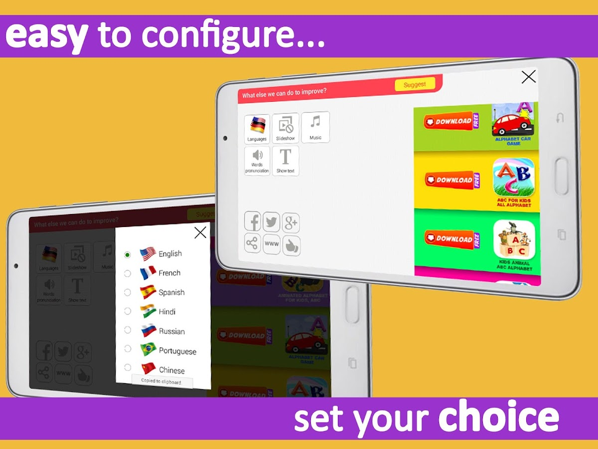 Montessori for kids- screenshot