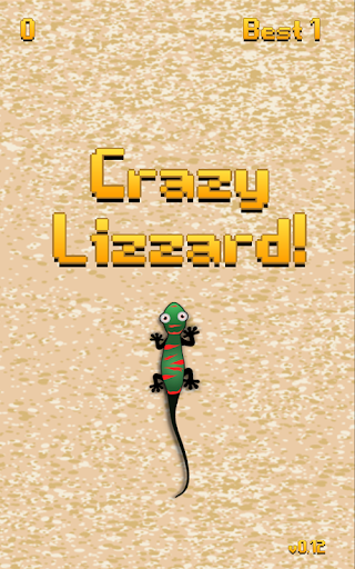Crazy Lizzard