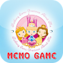 Princess Memo Game icon