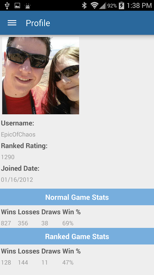 Chess Mates Free Online Chess - screenshot