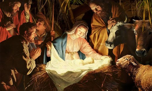 Jesus in Manger Live Wallpaper - screenshot thumbnail