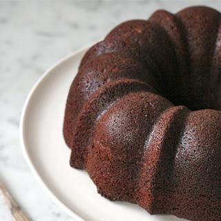 Chocolate Dump Cake