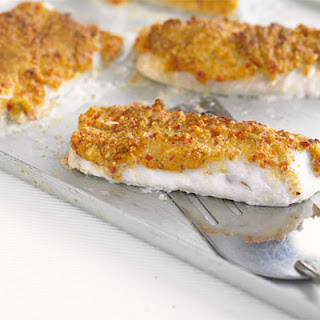 Cashew Crusted Fish Recipes.