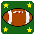 NFL College Trivia SuperStar logo