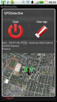 Screenshot of GPS Detective