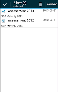 SOA Maturity - screenshot thumbnail
