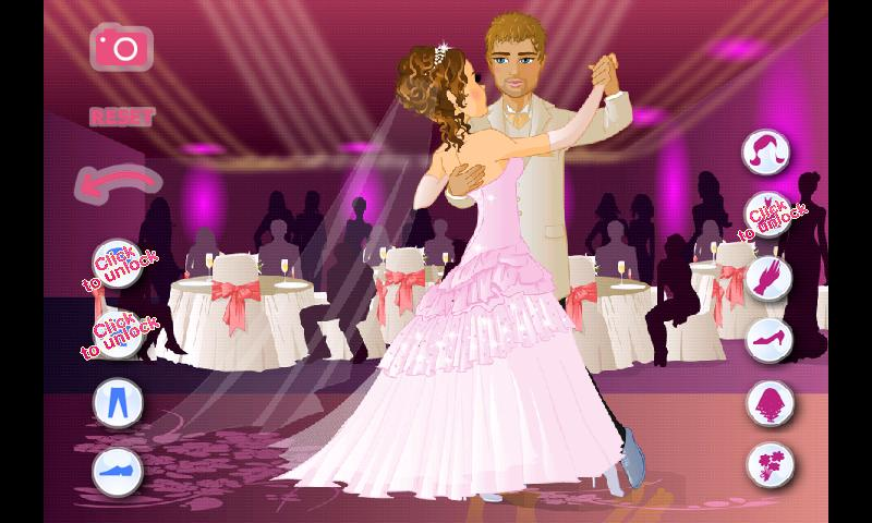 Dress Up! Wedding - screenshot