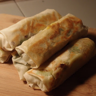 New Year's Spring Rolls