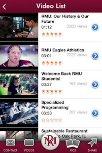 Robert Morris University- screenshot thumbnail