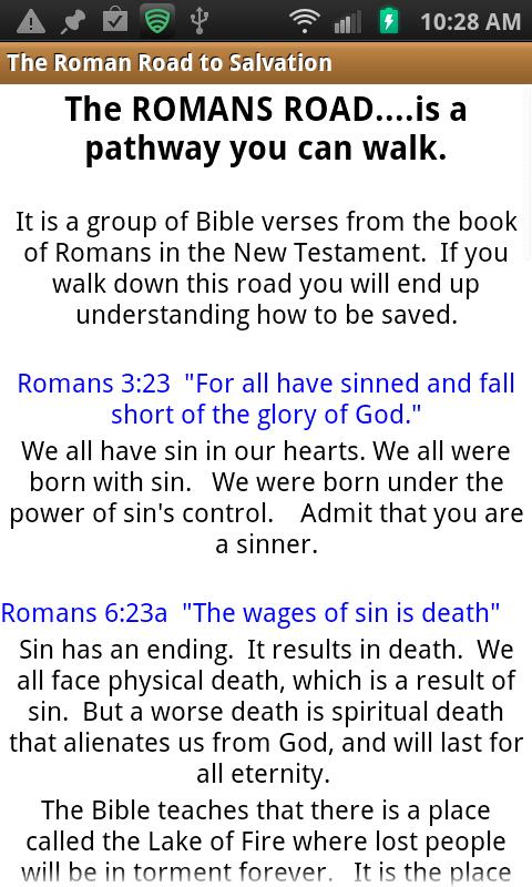 an analysis of the wages of sin is death in new testament