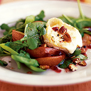 Christmas Salad With Goat's Cheese