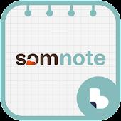 솜노트 버즈런처 테마 (홈팩)
